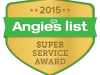 Angie's List 2015 Super Service Award Winners
