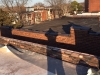 Parapet Wall After Tuckpointing
