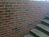UMSL bricks after Saint Louis tuckpointing