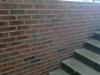 UMSL bricks after Saint Louis tuckpointing