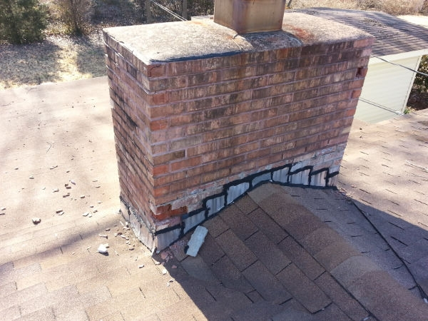 Chimney Damage and Deterioration: St Louis Brick