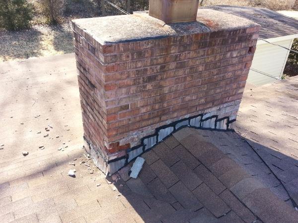 Chimney Damage and Deterioration: St Louis Brick
