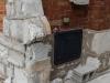 Crumbling Porch, bricks and tuckpointing