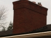 St Louis Chimney after Tuckpointing