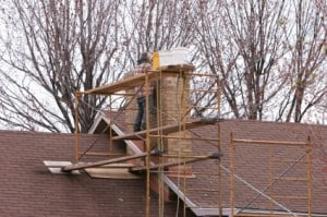 St Louis Chimney Repair by Massey Tuck Pointing and Masonry company